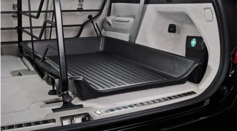 XC90 Load liner, for load compartment divider